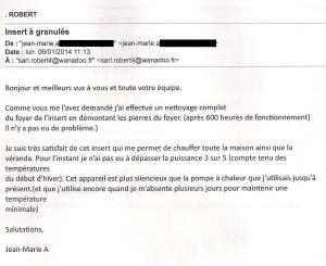 1 - avis client janvier 2014