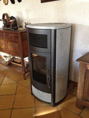 MCZ Suite Pierre Ollaire Hydro 22 Kw 2013 St Vallier